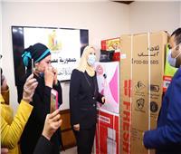 القباج: مبادرة دكان الفرحة تتضمن بداية سعيدة للفتيات الأولى بالرعاية