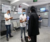 التأمين الصحي الشامل يوزع الهدايا بمناسبة مرور عام على إطلاقه في بورسعيد