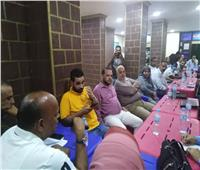 «مستقبل وطن» بإمبابةيعقد اجتماعا لدعم مرشحي الحزب في انتخاباتالشيوخ