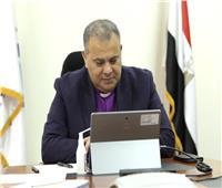 القس أندريه زكي يهنئ الرئيس السيسي والشعب المصري بعيد الأضحى المبارك