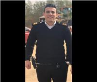 تصعيد النقيب «أحمد مجدي» لمرور الجيزة