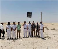 استرداد 41 ألف فدان من أراضي أملاك الدولة بسمالوط في المنيا