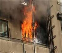 مصرع ربة منزل إثر حريق في شقتها بالغربية