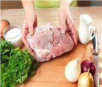 لست البيت.. نصائح لطهي صحي للحوم المجمدة