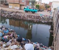 أهالي صفط تراب يعانون من «القمامة» ويناشدون محافظ الغربية بالتدخل