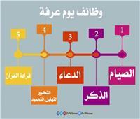 علي جمعة يوضح ٥ وظائف ليوم عرفة.. بينها الذكر والتكبير