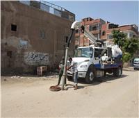 مياه المنوفية: خطة لتطهير مطابق وشبكات الصرف الصحي