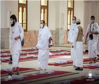صور وفيديو| تصعيد الحجّاج من مشعر مِنى إلى مسجد نَمرة بمشعر عَرفات