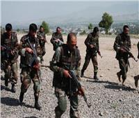 مقتل 9 من مسلحي طالبان في اشتباكات مع القوات الأفغانية وسط البلاد