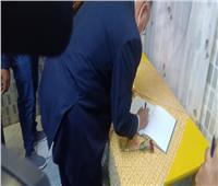 محافظ القاهرة بكتب كلمة تذكارية لدار أيتام السندس لذوي الاحتياجات الخاصة