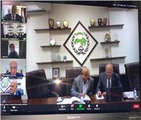 """""""الخشت"""" يستعرض تجارب جامعة القاهرة في التحول الرقمي"""