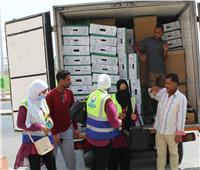 محافظ القاهرة: توزيع 13 طن لحوم على جميع الأسر القاطنة في الأسمرات