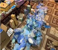 ضبط 20 ألف عبوة دوائية منتهية الصلاحية في الشرقية