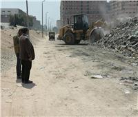 حملات نظافة بحي السلام أولاستعدادا لعيد الأضحى