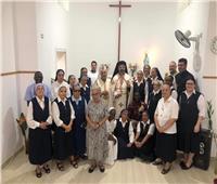 الاحتفال برهبنة سيدة الرسل Notre Dame des apôtres