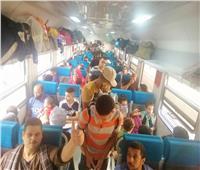 بالصور.. تفاصيل رحلات القطارات الجديدة على خطوط السكك الحديدية