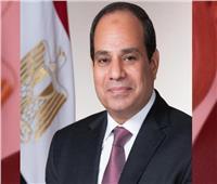 الرئيس السيسي يهنئ رئيس مجلس السيادة السوداني بعيد الأضحى