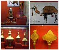 تعرف على زينة «المحمل» الشريف والناقة بمتحف السويس