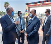 محافظ القاهرة يقوم بجولة تفقدية بشوارع العاصمة