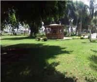 القناطر الخيرية بدون مواطنين في أول أيام عيد الأضحى