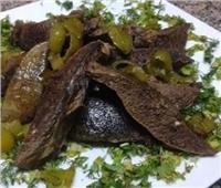 أكلات العيد  طريقة عمل «الفشة والطحال»