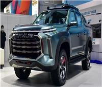 الصين تستعرض أجمل سيارات البيك آب وأكثرها غرابة