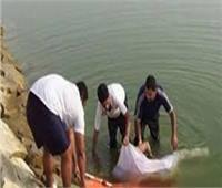 انتشال جثة شاب طافية على مياه النيل في القناطر الخيرية