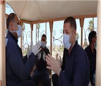 فيديو| بمناسبة الاحتفال بعيد الأضحى.. الإفراج عن 770 من نزلاء السجون