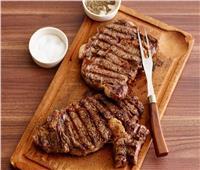 «أكلات العيد».. لحم مشوي بالزبادي