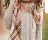لجمالك| 4 طرق لارتداء «الاسكارف» بأشكال مختلفة.. فيديو