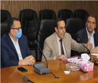 محافظ شمال سيناء يتابع تنفيذ الإجراءات الاحترازية خلال أيام العيد