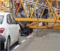 """مصرع وإصابة 10 أشخاص إثر انهيار رافعة في ولاية """"أندرا براديش"""" جنوبي الهند"""