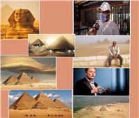 """كبير الأثريين يرد على ادعاء """"ماسك"""" بأن بناة الأهرامات كائنات فضائية: المصريين بنوا نحو 124 هرمًا"""