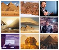 أثري: برديات الفراعنة في منطقة «وادي الجرف» دليل على بناء المصريين للأهرامات