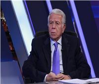 «أبو ريدة» يحتفل بعيد ميلاد حسن حمدي