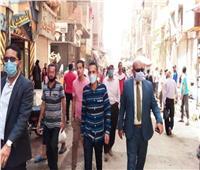 ضبط 24 مخالفة تموينية في حملة بالمنيا