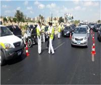 في ثالث أيام العيد|حملاتمروريةبالطرق السريعة والمحاور الرئيسية
