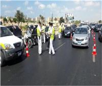 ثالث أيام العيد| تعرف على الحالة المرورية في شوارع وميادين القاهرة والجيزة