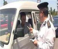 ضبط 1282 سائق نقل جماعي لعدم الالتزام بارتداء الكمامات