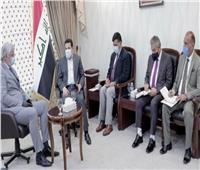العراق وروسيا يبحثان تطوير العلاقات في مجال الأمن