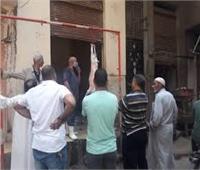 تحرير 17 محضر مخالفة فى حملة تموينية بملوى بالمنيا
