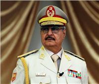 حفتر: الشعب الليبي قادر على تلقين الغازي التركي درسًا كبيرًا
