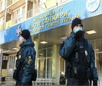 أوكرانيا تسجل 1112 إصابة جديدة بفيروس كورونا و16 حالة وفاة