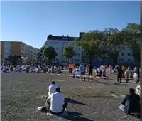 مرصد الأزهر يتابع مراسم عيد الأضحى في ألمانيا