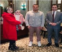 أحمد المسلماني: الهضبة قدم نموذجا للجمال المصري بطريقة حضارية