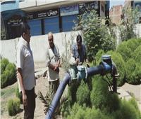 مياه المنوفية| رفع درجة الاستعدادات القصوى بجميع محطات المياه للتعامل مع الطوارئ