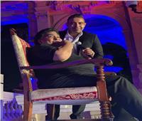 عبر الـ«يوتيوب».. محمد عدوية ووالده يتألقان في حفل عيد الأضحى