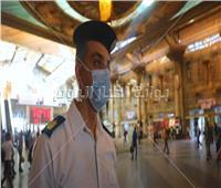 استمرار تأمين احتفالات المواطنين بأخر أيام عيد الأضحى.. فيديو