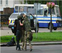 القبض على محتجز الرهائن في العاصمة الأوكرانية كييف