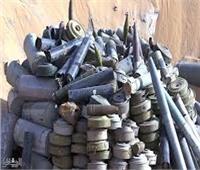 مركز «مسام» ينتزع 1327 لغمًا في اليمن خلال اسبوع